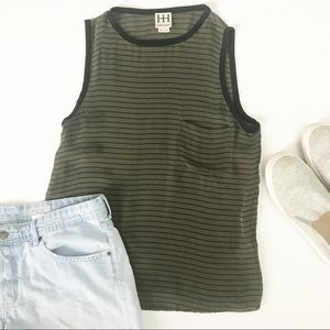 Haute Hippie Pocket Tank